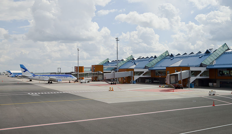 Tallinn Airport is the main international and largest airport in Estonia serving its capital, Tallinn.